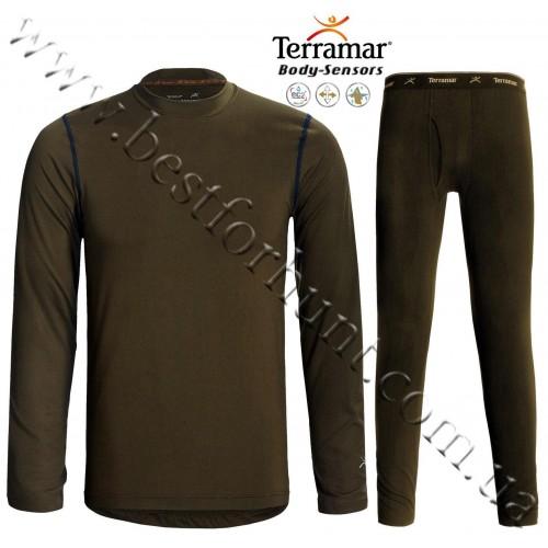 Terramar Thermolator II Body-Sensors® Midweight Base Layer
