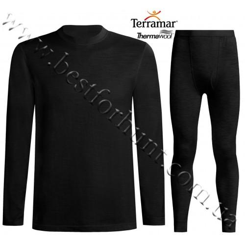 Terramar Woolskins Base Layer Merino Wool