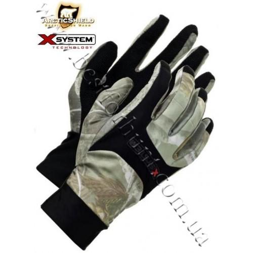 ArcticShield® X-System® Fleece Gloves Realtree AP Snow™