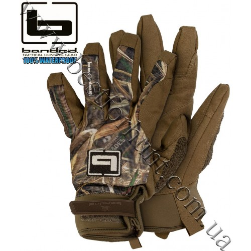 Banded® Soft Shell Blind Glove Mossy Oak® Shadow Grass® Blades™