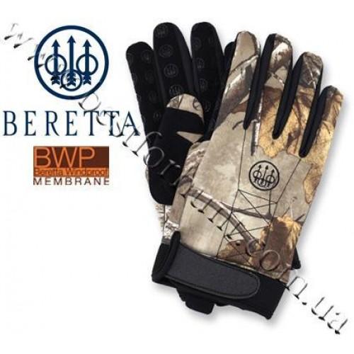 Beretta® Stalking™ Soft Shell Gloves GL60 Realtree AP®