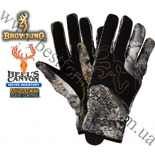 Browning® Hell's Canyon™ Mercury Glove Mossy Oak® Mountain Country™