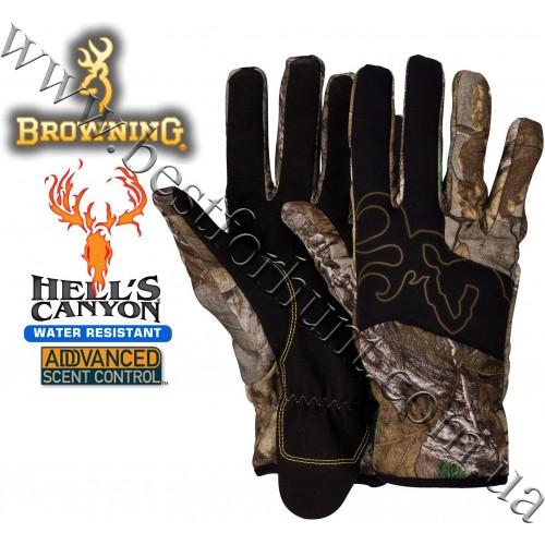 Browning® Hell's Canyon™ Mercury Glove Realtree Xtra®