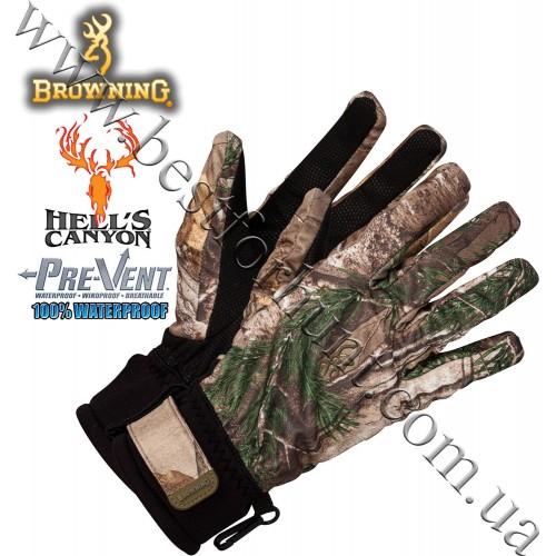 Browning® Hell's Canyon™ Proximity Glove Realtree Xtra®