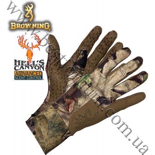 Browning® Hell's Canyon™ Riser Liner Glove Mossy Oak® Break-Up® COUNTRY™