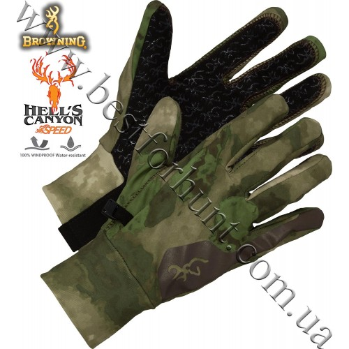 Browning® Hell's Canyon™ Speed Backcountry Glove A-TACS FG Camo™