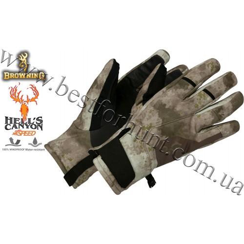 Browning® Hell's Canyon™ Speed Hellfire Glove A-TACS AU Camo™