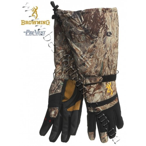 Browning Maxus Pre-Vent® Decoy Gloves