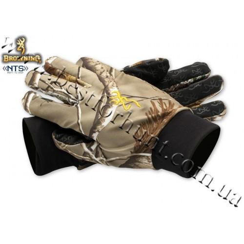Browning® NTS™ Liner Glove Realtree AP®