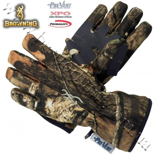 Browning® XPO™ Big Game Gloves Mossy Oak® Break-Up® Infinity™