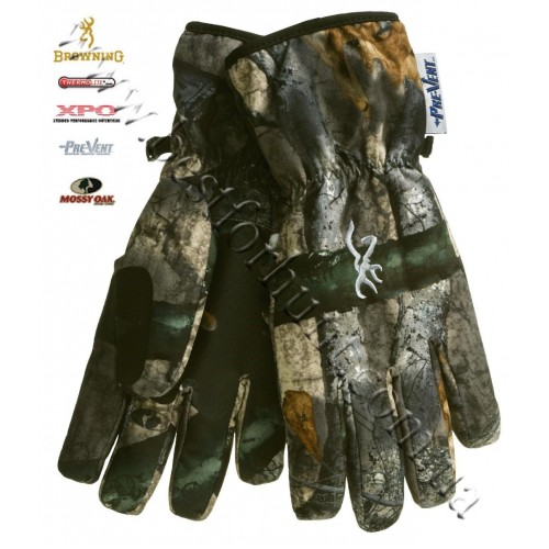 Browning® XPO™ Big Game Gloves Mossy Oak® Treestand®