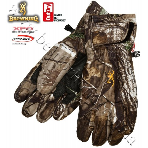 Browning® XPO™ Big Game OutDry® Waterproof Insulated Gloves Realtree AP®