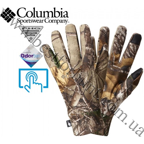 Columbia Sportswear® PHG™ Stealth Shot™ III Glove Liner Realtree Xtra®