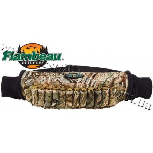 Flambeau® Neoprene Shell Holder Hand Muff Mossy Oak® Duck Blind®