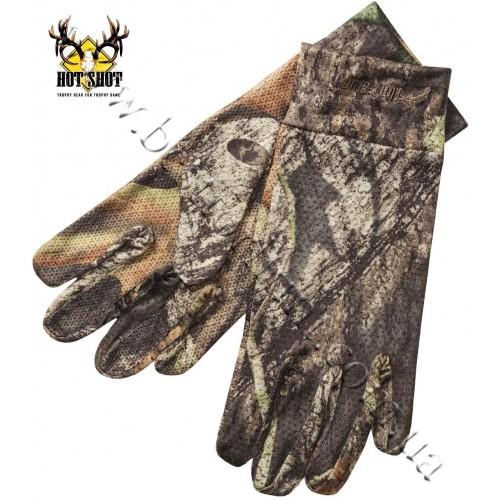 Jacob Ash Hot Shot Spandex Hunting Gloves