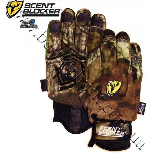 ScentBlocker® Pro Grip™ Gloves Mossy Oak® Break-Up® Infinity™