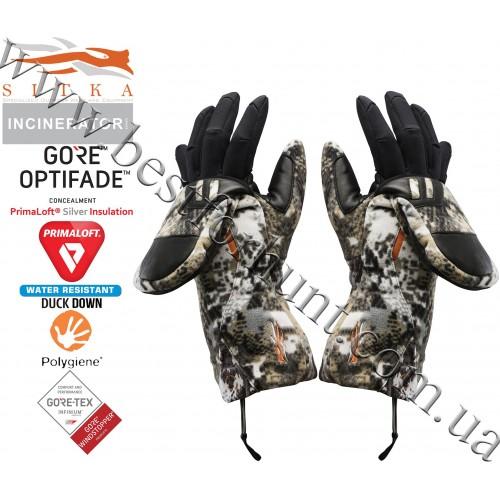 Sitka™ Gear Incinerator™ Insulated Flip Mitt GORE™ OPTIFADE™ Concealment Elevated II