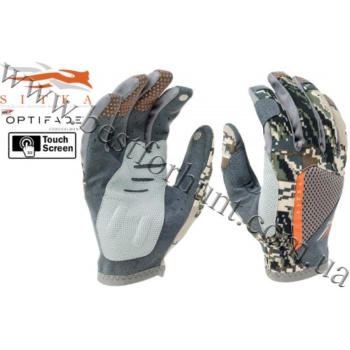 Sitka® Gear Shooter Glove GORE™ OPTIFADE™ Concealment in Open Country