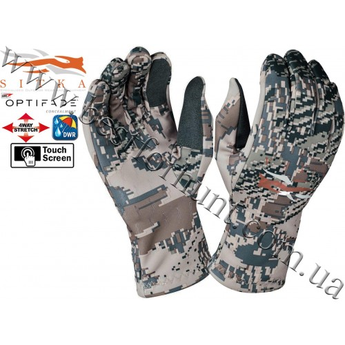 Sitka® Gear Traverse Glove GORE™ OPTIFADE™ Concealment in Open Country
