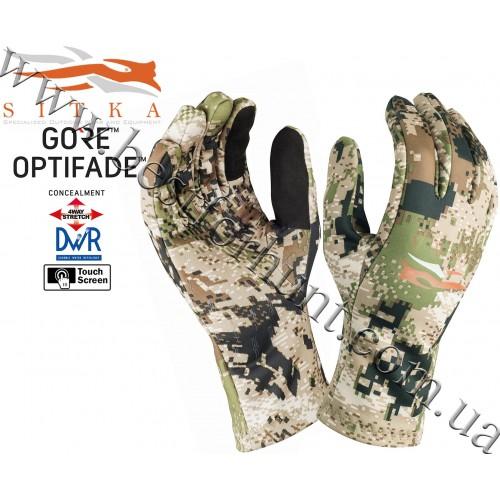 Sitka™ Gear Traverse Glove GORE™ OPTIFADE™ Concealment in Subalpine