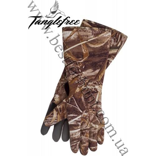 Tanglefree® Gauntlet Neoprene Decoy Gloves Realtree MAX-5®