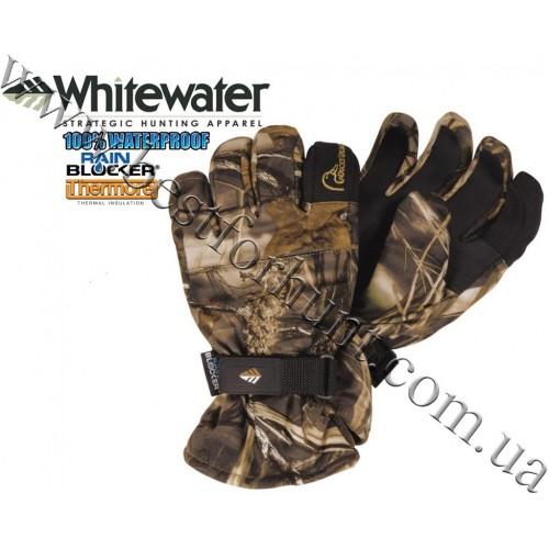Whitewater® Ducks Unlimited® RainBlocker® Shooting Glove Realtree MAX-4®