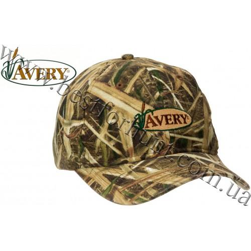 Avery® Cotton Twill Cap Mossy Oak® Shadow Grass® Blades™