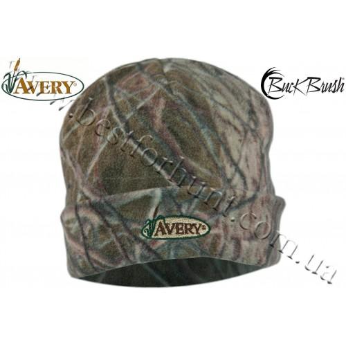 Avery Outdoors® Double Fleece Skull Cap BuckBrush®