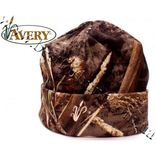 Avery Outdoors® Double Fleece Skull Cap Realtree MAX-5®
