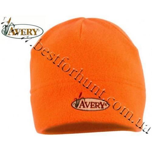 Avery Outdoors® Fleece Skull Cap Blaze Orange
