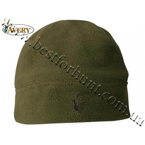 Avery Outdoors® Fleece Skull Cap Dark Moss