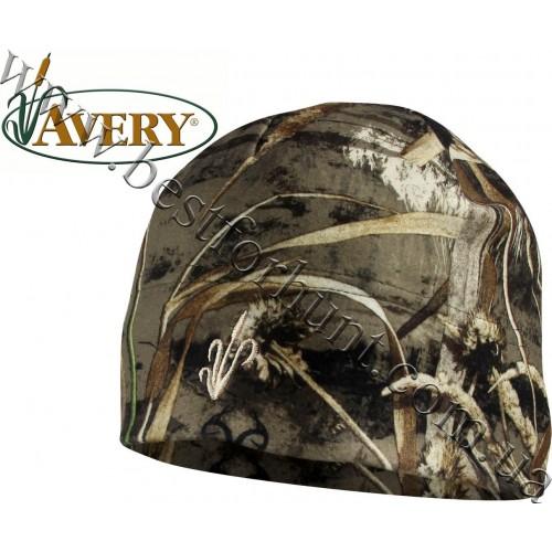 Avery Outdoors® Fleece Skull Cap Realtree MAX-5®
