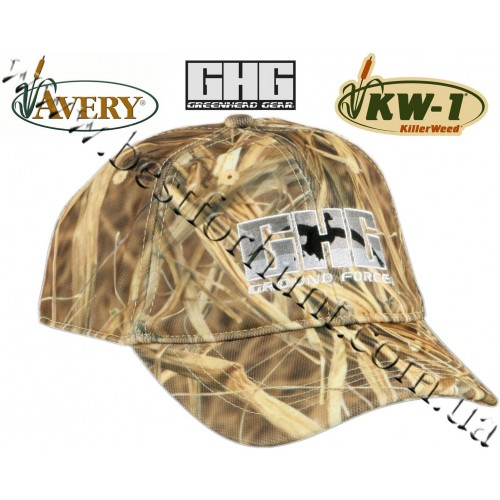Avery Outdoors® GHG™ Ground Force Piquet Stretch-Fit Cap KW-1®