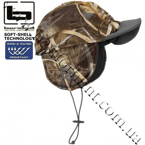 Banded® Soft Shell Brimmed Beanie Realtree MAX-4®