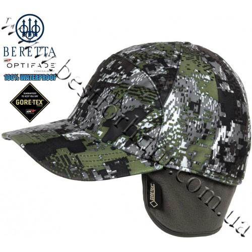 Beretta® DWS Plus™ GORE-TEX® Waterproof Cap GORE™ OPTIFADE™ Concealment in Forest