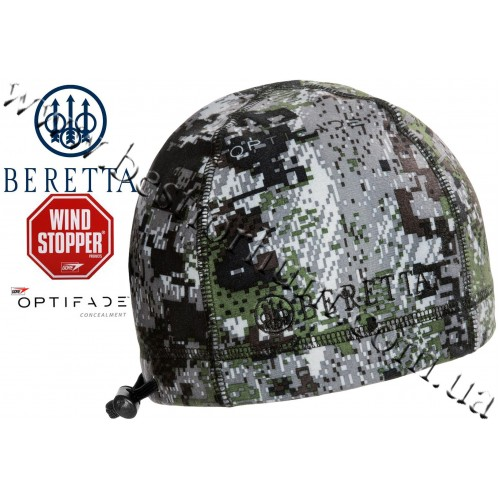 Beretta® Stalking™ Soft Shell Beanie GORE™ OPTIFADE™ Concealment in Forest