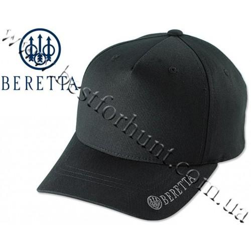 Beretta® Tactical Classic Cap BC012 Black