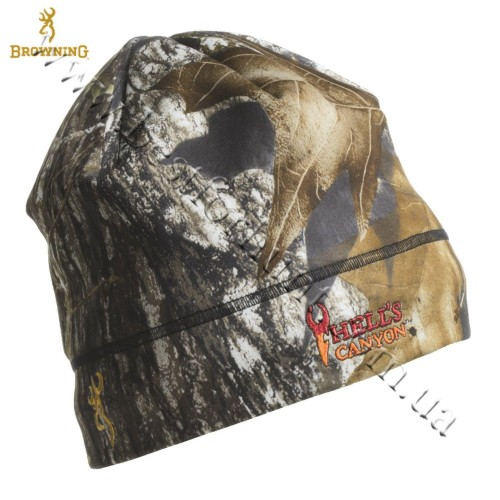 Browning® Hell's Canyon™ Beanie Hat Mossy Oak® Break-Up®