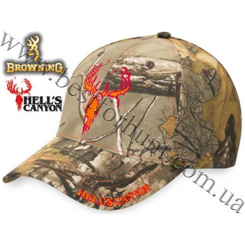 Browning® Hell's Canyon™ Cap Realtree Xtra®