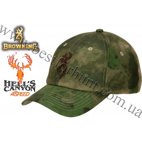 Browning® Hell's Canyon™ Speed Javelin Cap A-TACS FG Camo™