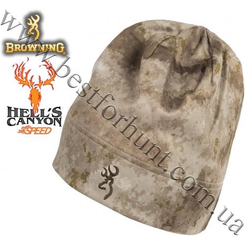 Browning® Hell's Canyon™ Speed Trailhead Beanie A-TACS AU Camo™