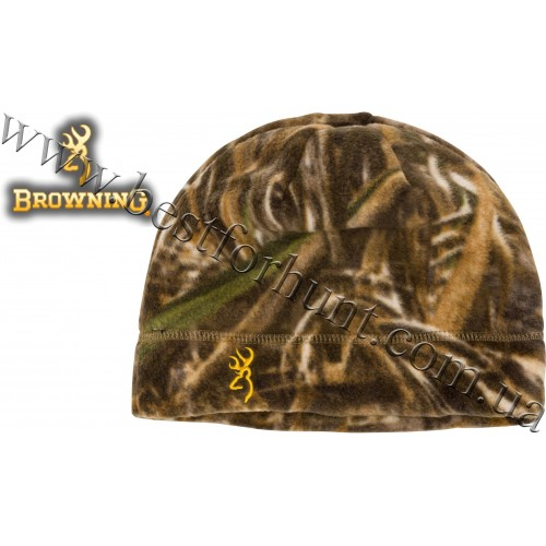 Browning® Juneau Fleece Beanie Realtree MAX-5®
