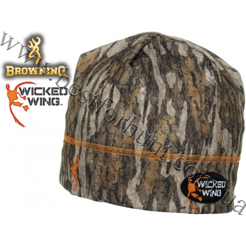 Browning® Wicked Wing™ Beanie Mossy Oak® Bottomland®