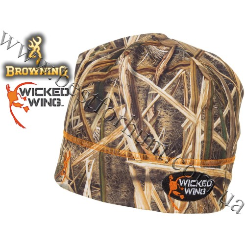 Browning® Wicked Wing™ Beanie Mossy Oak® Shadow Grass® Blades™