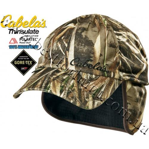 Cabela's GORE-TEX® Thinsulate™ II Field Cap Realtree MAX-5®