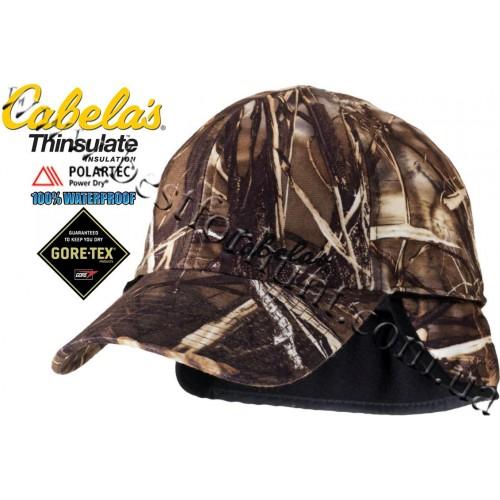 Cabela's Gore-Tex® Thinsulate™ II Field Cap Realtree MAX-4®