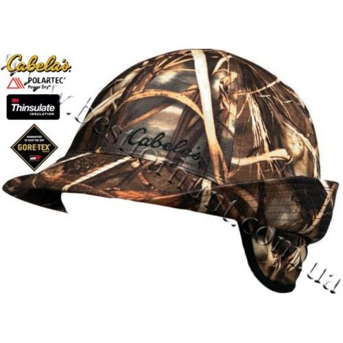 Cabela's Gore-Tex® Thinsulate™ II Jones Cap Realtree MAX-4®