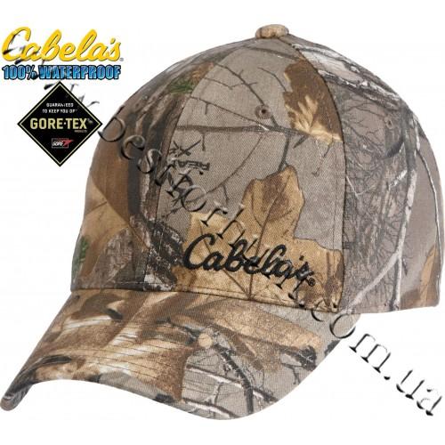 Cabela's Gore-Tex® Uninsulated Waterproof Cap Realtree Xtra®
