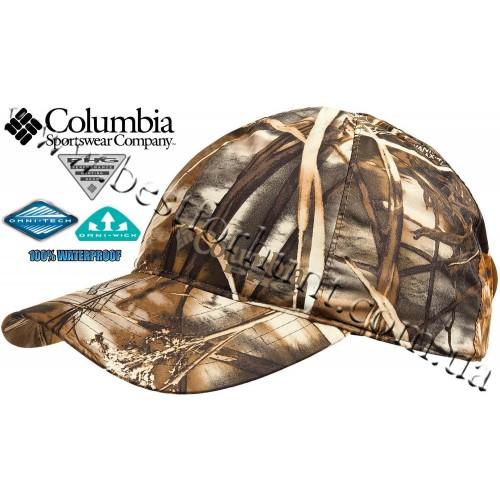 Columbia Sportswear® Gathering Storm™ PHG™ Waterproof Omni-Tech® Camo Hat Realtree MAX-4®