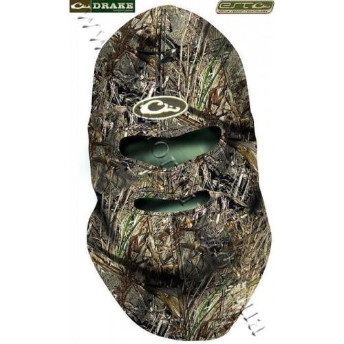 Drake Waterfowl EST Face Mask Mossy Oak® Duck Blind®